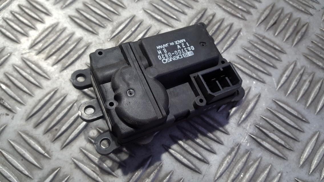 Peciuko sklendes varikliukas 0637000820 063700-0820 Honda LEGEND 1997 3.5