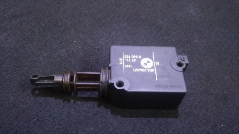 Central locking motor BMW 5-Series 1999    2.0 67118360193