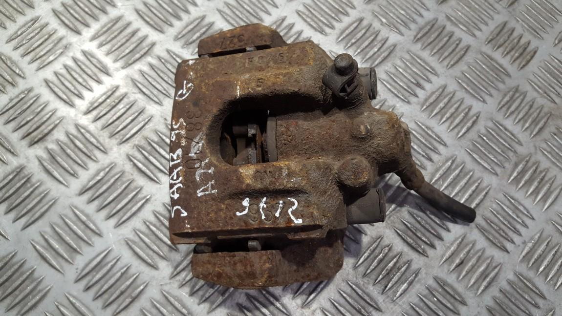 Тормозной суппорт задний левый NENUSTATYTA n/a SAAB 9-5 1998 2.0