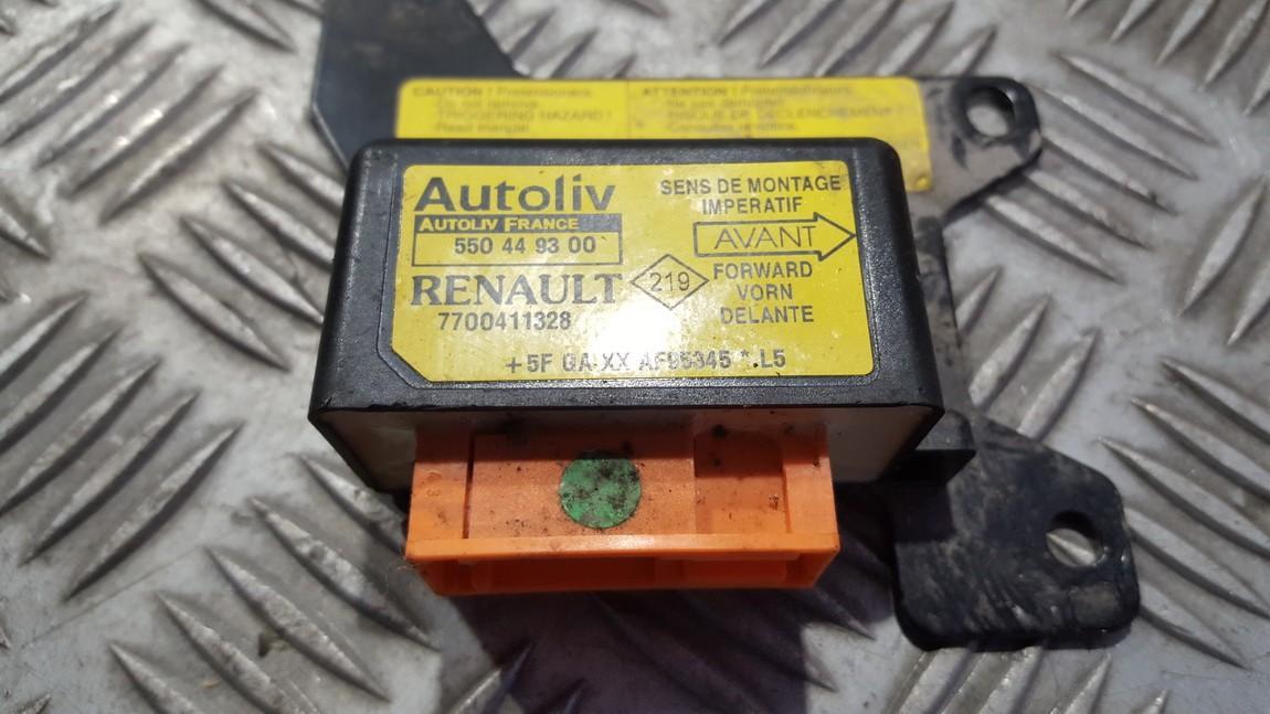 SRS ДАТЧИК Renault Laguna 1995    0.0 7700411328