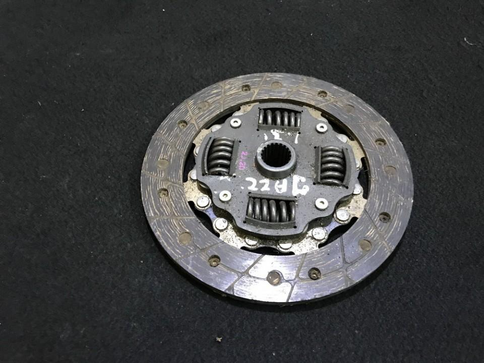 Clutch disc NENUSTATYTA n/a Honda JAZZ 2005 1.2