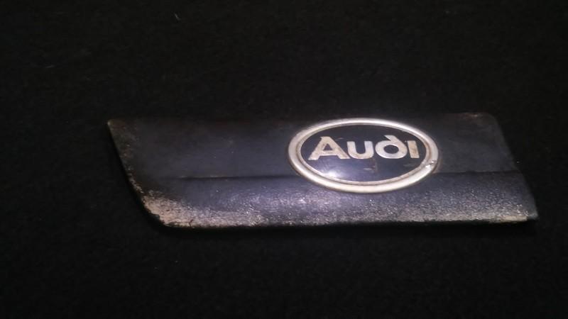 Left Front Fender (Arch)  Molding Audi 100 1994    2.0 nenustatytas