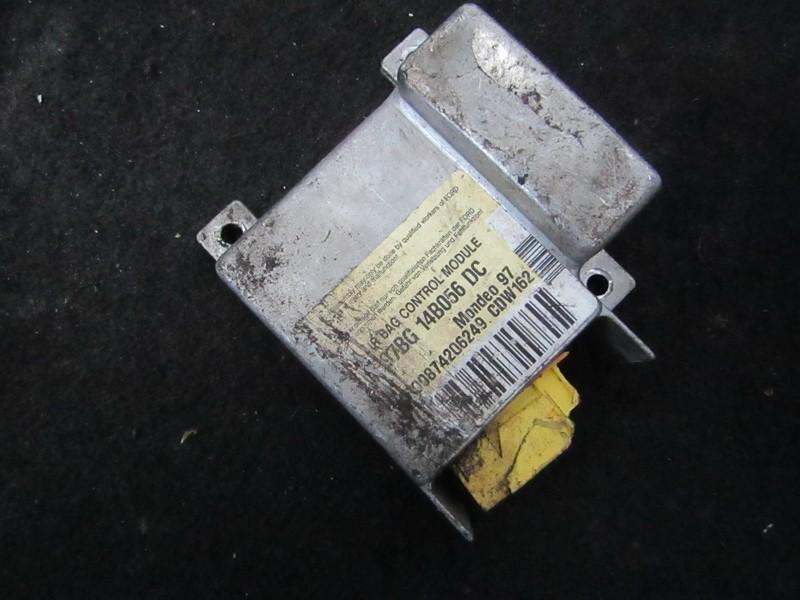 Блок управления AIR BAG  97BG14B056DC NENUSTATYTA Ford MONDEO 2001 2.0