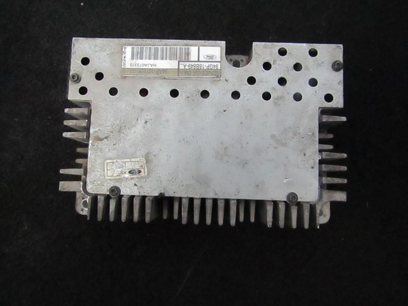 Audio amplifier Volkswagen Sharan 1998    2.0 94GP18B849A