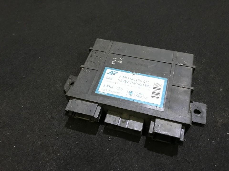 Komforto blokas 7m0962257h 95vw15k600bc, 5wk4555 Volkswagen SHARAN 1999 1.9