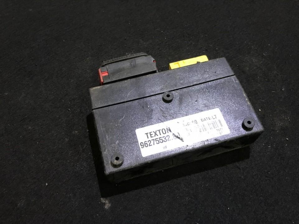 Блок комфорта Citroen Xantia 1995    0.0 9627553280