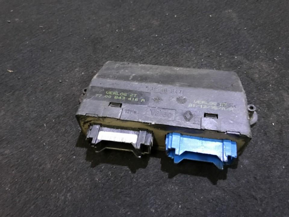 Renault  Laguna Sviesu valdymo blokas