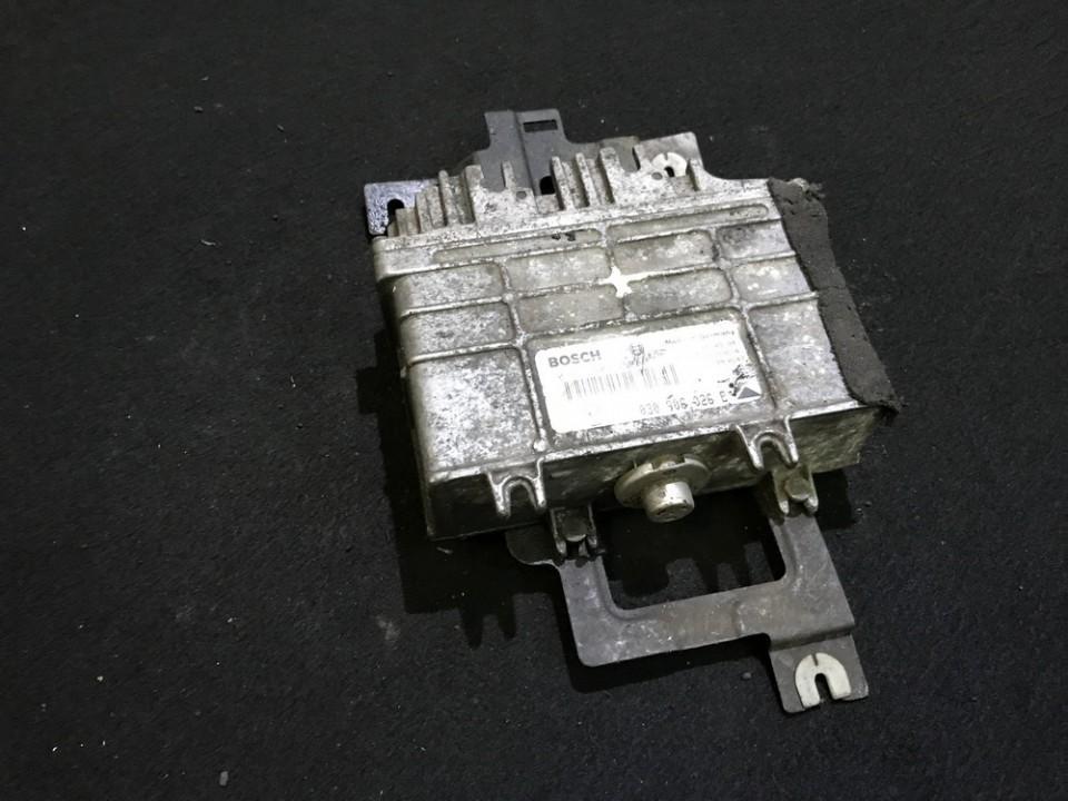 Variklio kompiuteris 0261203456 030906026e, 26sa3614 Volkswagen POLO 1997 1.7
