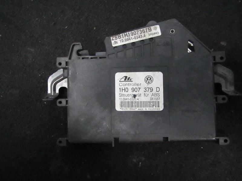 Блок управления АБС Volkswagen Golf 1994    1.9 1H0907379D