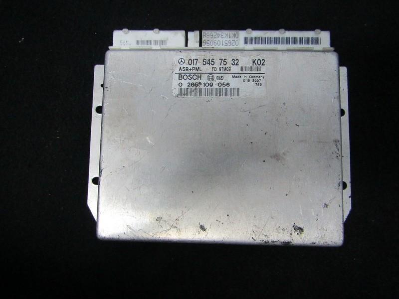 Блок управления АБС Mercedes-Benz E-CLASS 1998    3.2 0175457532