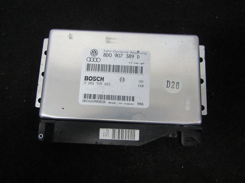 Блок управления ESP Audi A6 1999    2.5 8D0907389D