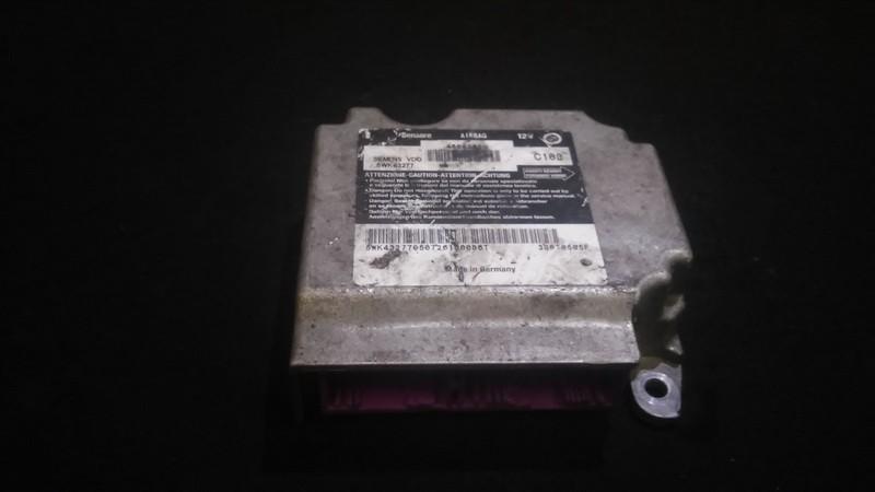 Блок управления AIR BAG  Alfa-Romeo 156 1998    2.0 46842421
