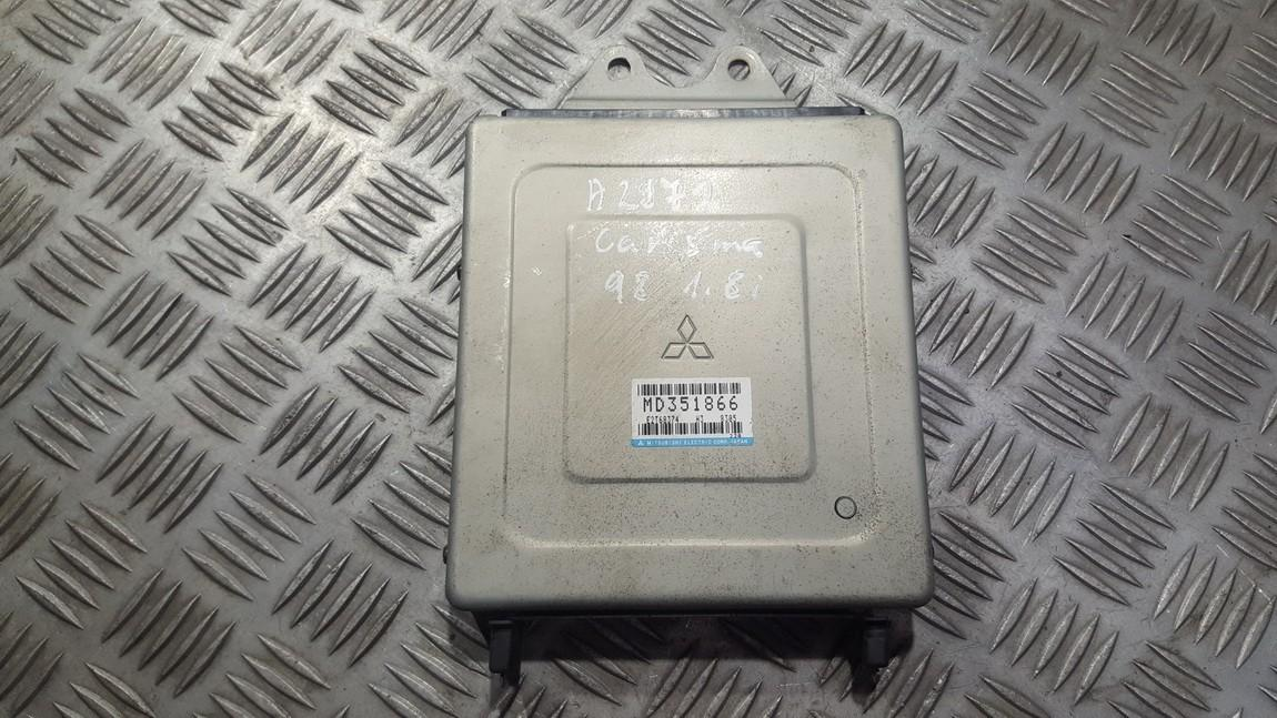 Блок управления двигателем Mitsubishi Carisma 1998    1.8 MD351866