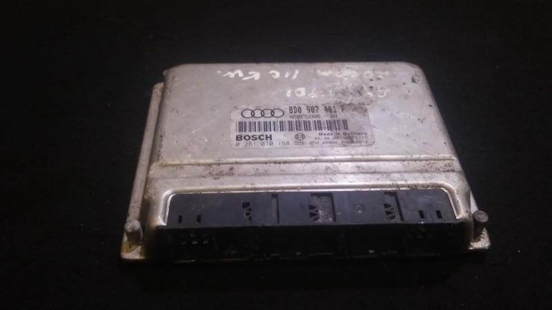 Блок управления двигателем Audi A4 1998    2.5 8d0907401p