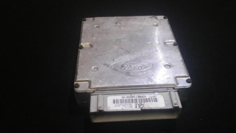 Блок управления двигателем Ford Mondeo 1996    2.0 93bb12a650ac