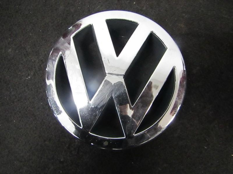 Передние Эмблема Volkswagen Polo 2003    2.8 1j5853601a