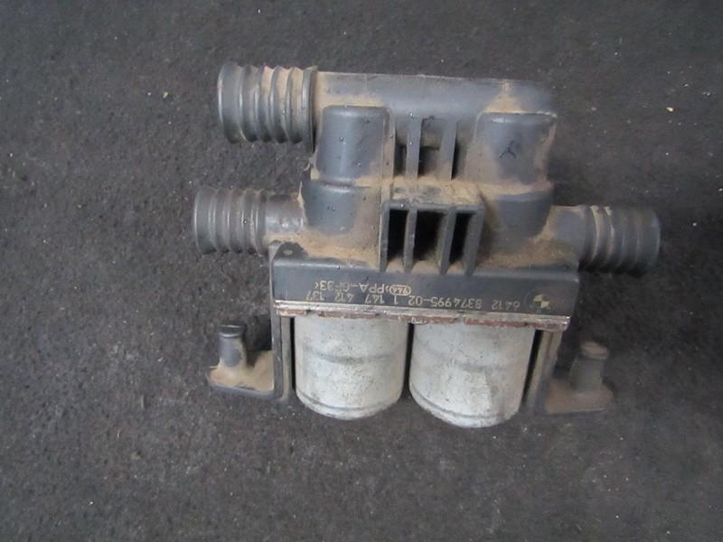 Клапан отопителя BMW 5-Series 1998    2.0 1147412137