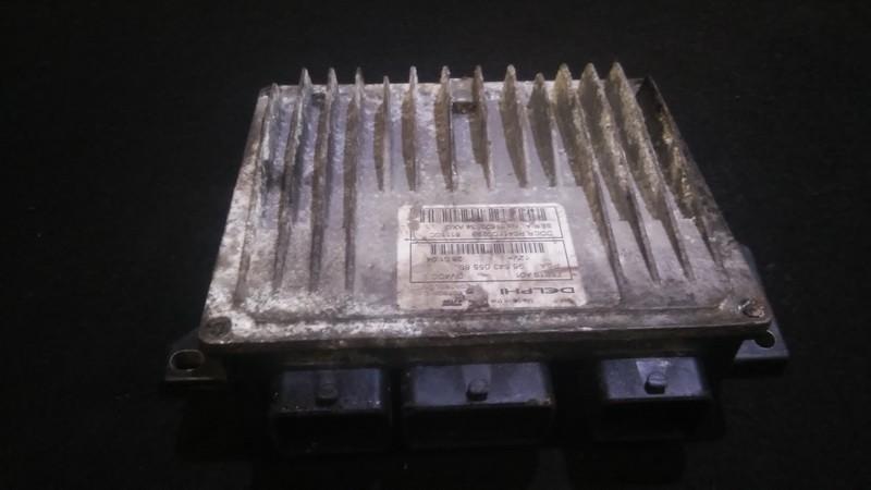 Блок управления двигателем Citroen C3 1998    1.4 9654305580
