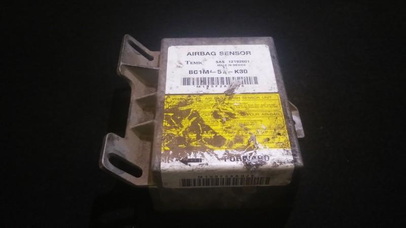 Блок управления AIR BAG  Mazda 323F 1993    1.8 sas12192601
