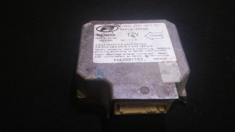 Блок управления AIR BAG  Hyundai Lantra 1994    1.8 9591029400