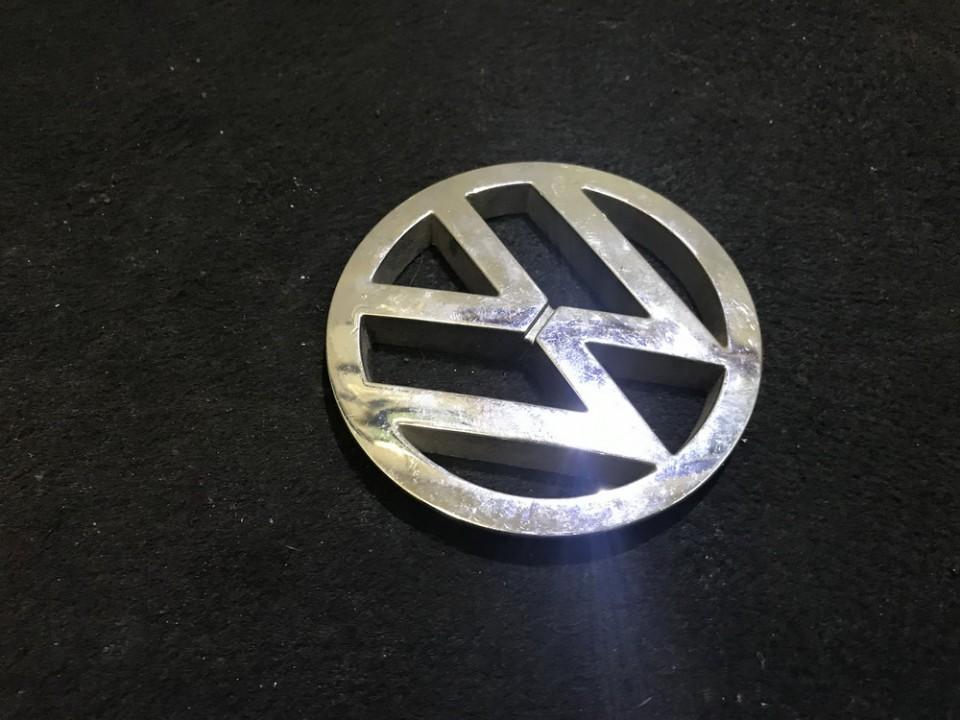 Задние Эмблема Volkswagen Transporter 1990    0.0 251853601B