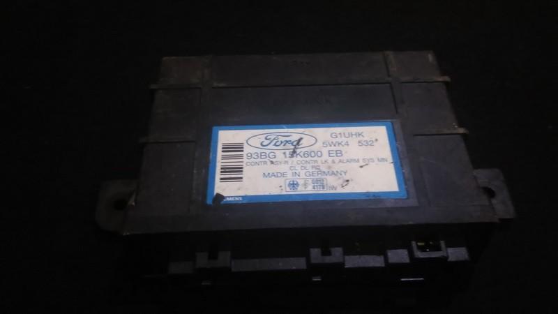 Блок комфорта Ford Mondeo 1995    1.8 93bg15k600eb