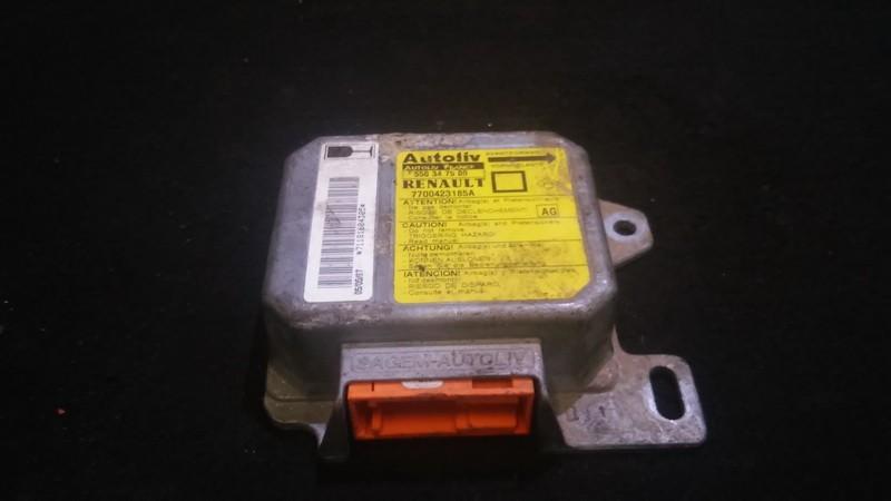 Блок управления AIR BAG  Renault Megane 1997    2.0 550347500