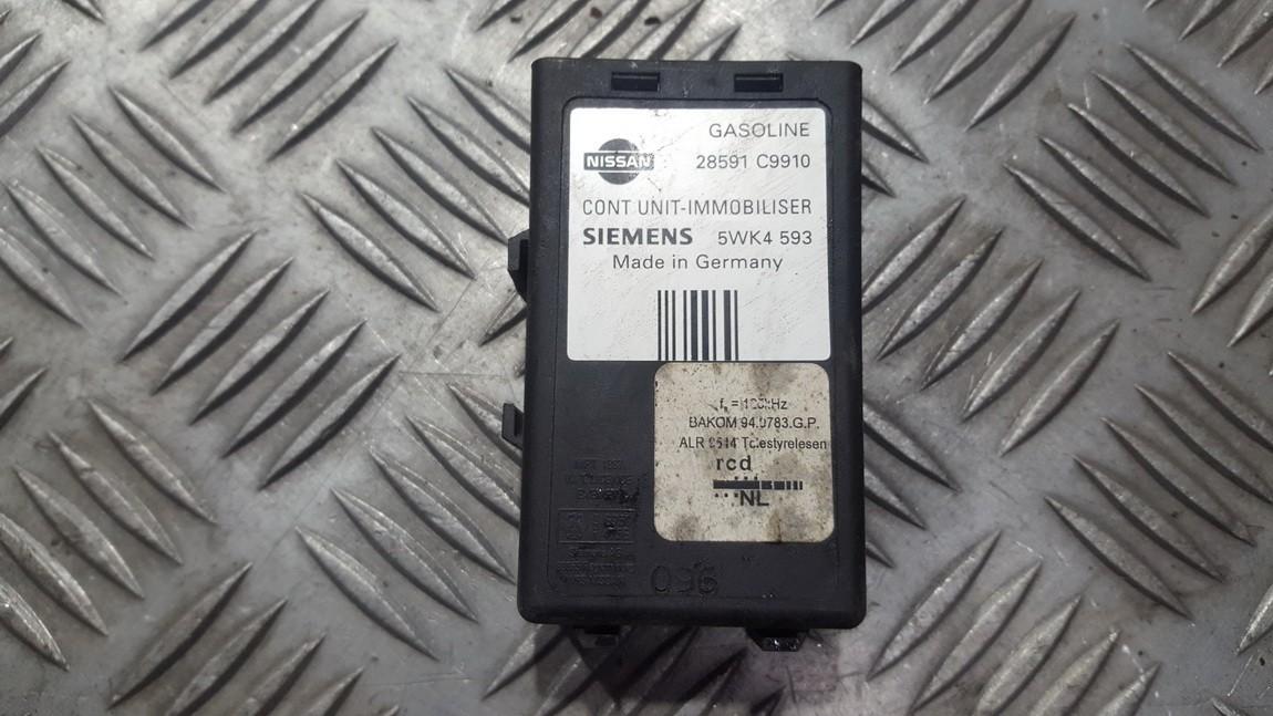 Другие компьютеры Nissan Almera 1997    2.0 28591C9910