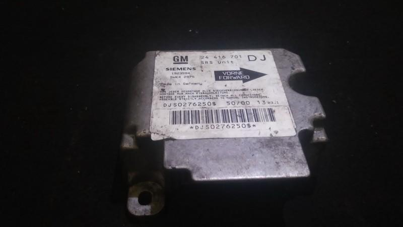 Блок управления AIR BAG  Opel Vectra 1997    1.8 djs0276250