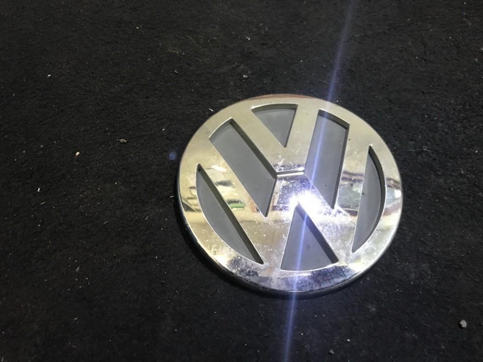 Задние Эмблема Volkswagen Polo 2004    0.0 6Q0853630