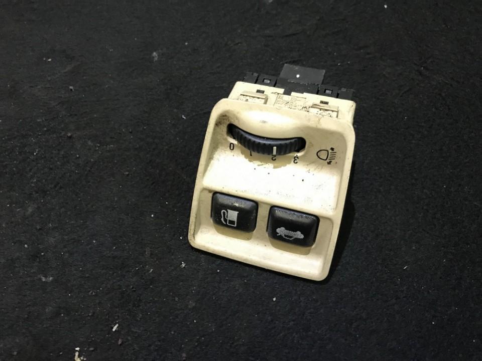 Zibintu aukscio reguliatoriaus mygtukas 769216 N/A Jaguar S-TYPE 1999 3.0