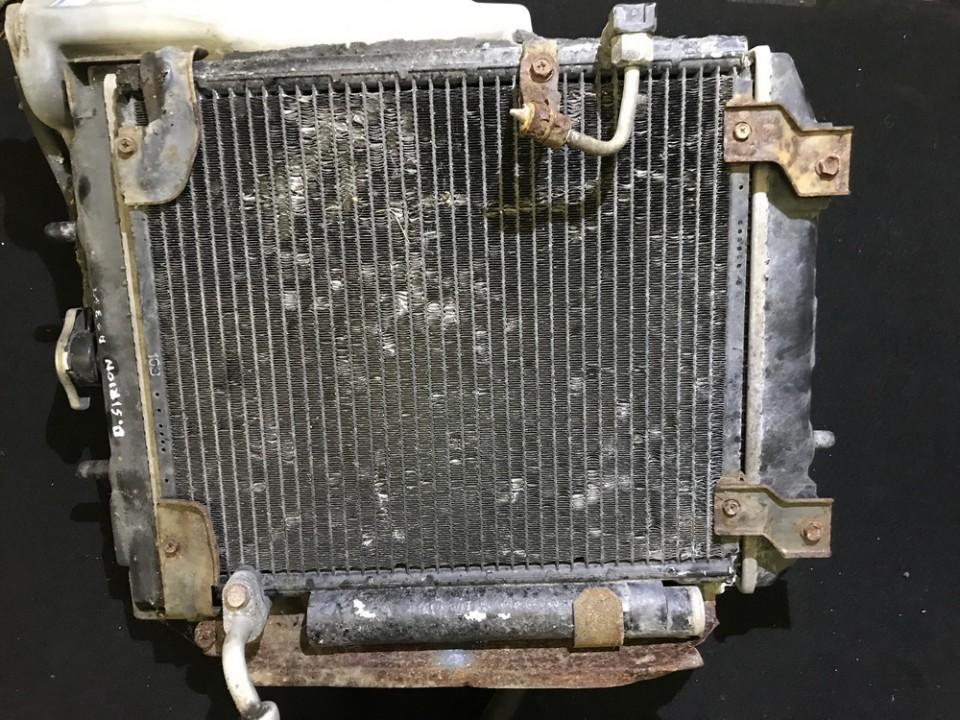 Oro Kondicionieriaus radiatorius NENUSTATYTA N/A Daihatsu SIRION 2002 1.3
