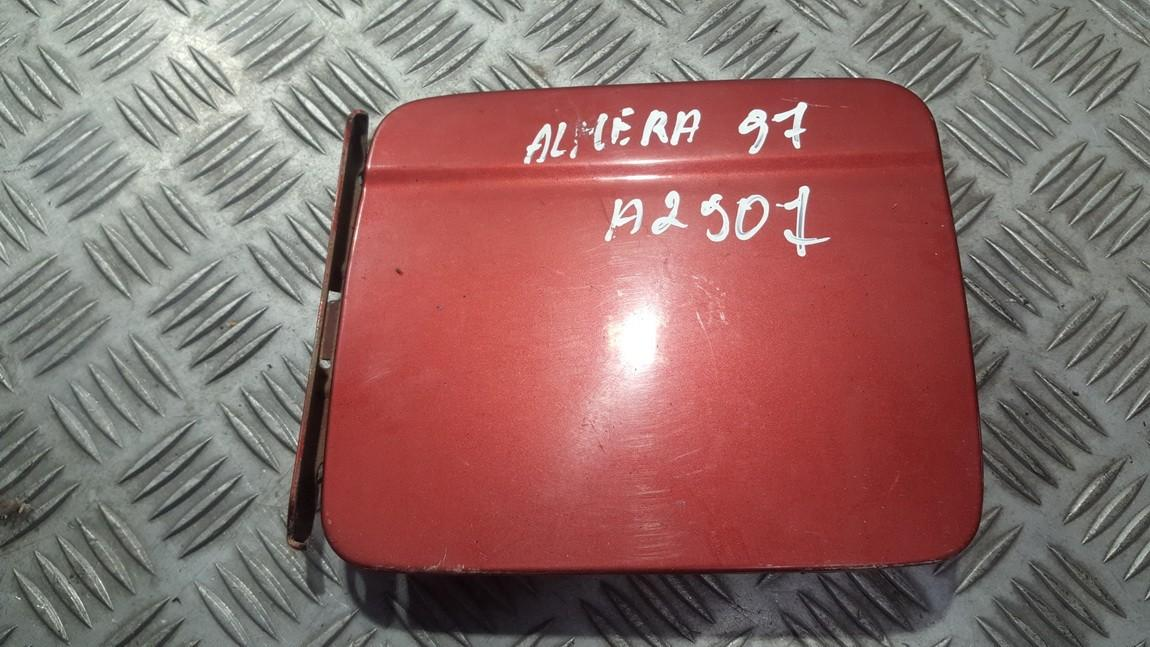 Nissan  Almera Fuel door Gas cover Tank cap (FUEL FILLER FLAP)
