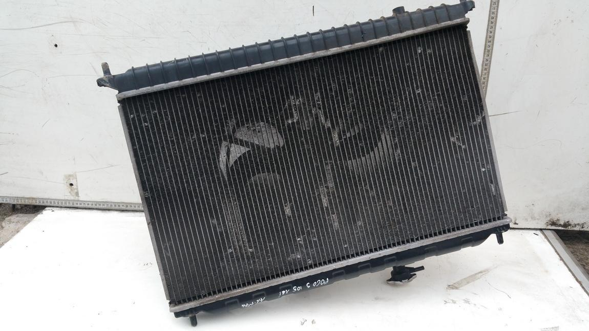 Радиатор Kia Rio 2006    1.4 253101gxxx