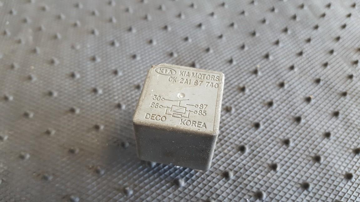 Блок электронный Kia Sephia 1998    0.0 OK2A167740