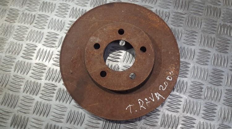 Priekinis stabdziu diskas NENUSTATYTA n/a Toyota RAV-4 2003 2.0