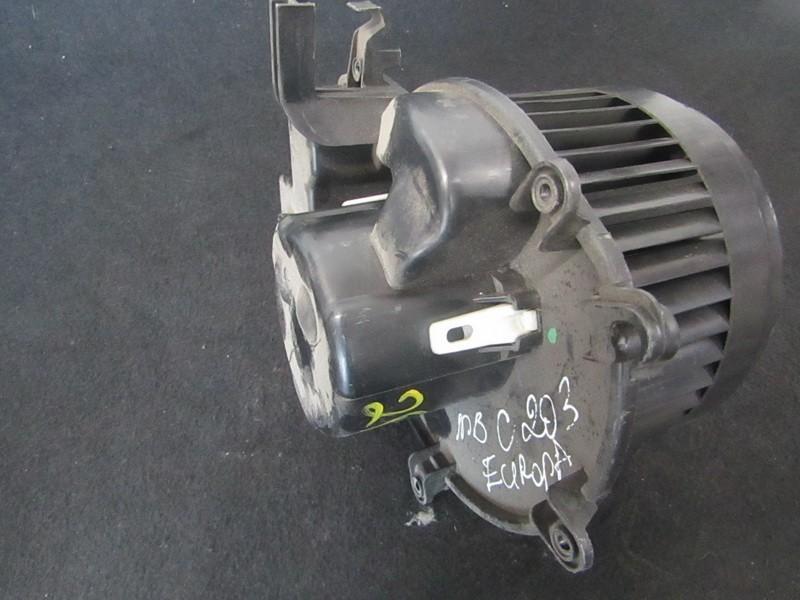 Heater blower assy 9400784 94.00784 Mercedes-Benz C-CLASS 2004 1.8