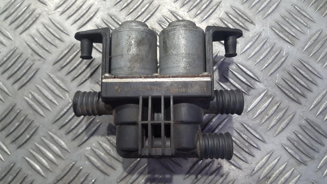Heater Control Valve (Auxillary Heating) 1147412137 64128374995-02, 6412837499502 BMW 5-SERIES 2006 2.0