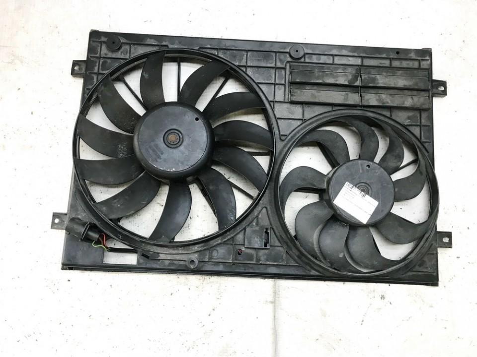 Difuzorius (radiatoriaus ventiliatorius) 1k0121207m n/a Volkswagen TOURAN 2005 1.9