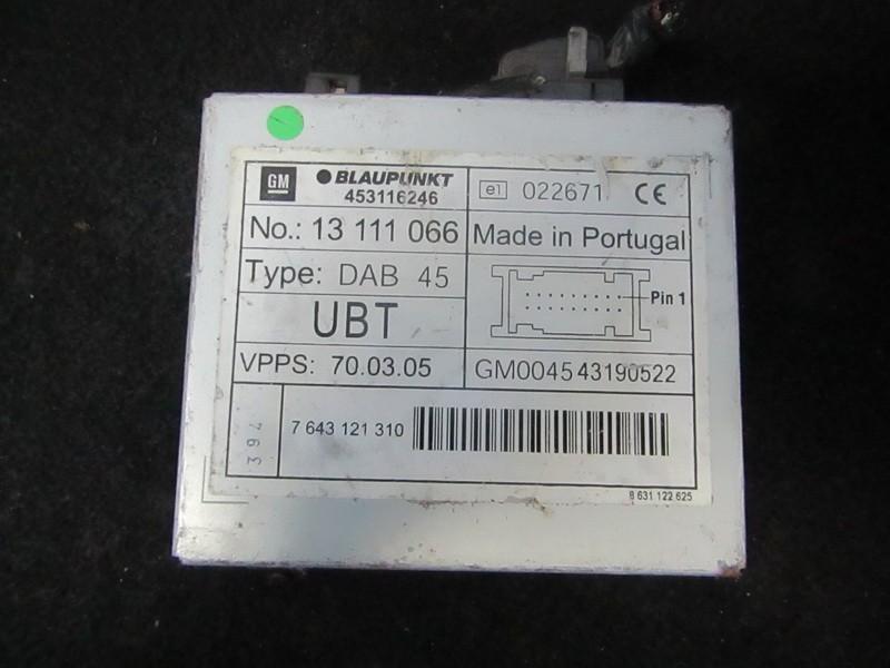 Antenna Module Unit Opel Vectra 2006    1.9 13111066
