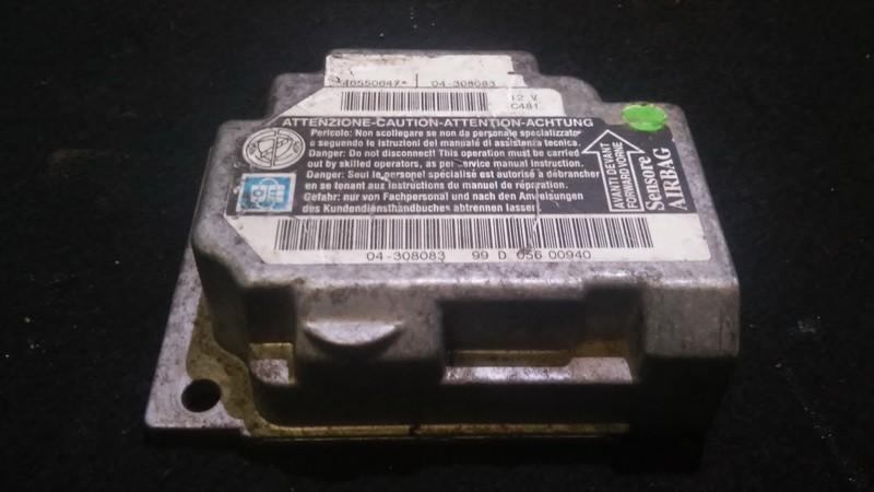 Блок управления AIR BAG  46550647 04-308083,99d05600940 Fiat MAREA 1999 1.9
