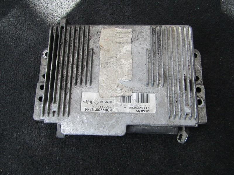 Renault  Scenic Variklio kompiuteris