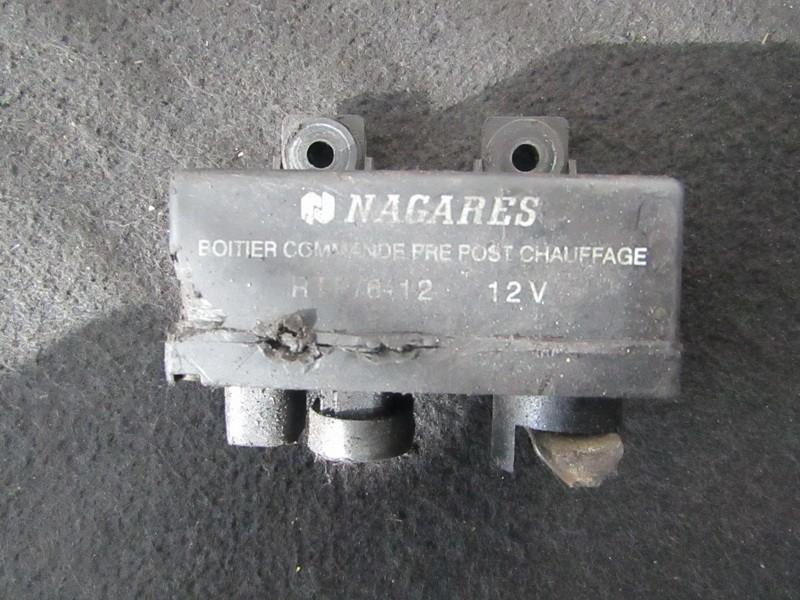 Glow plug relay Renault Scenic 1998    1.9 7700867558C