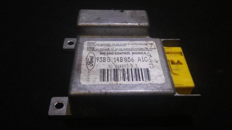 Блок управления AIR BAG  93bg14b056a1c 9001489333,090693 Ford MONDEO 2001 2.0