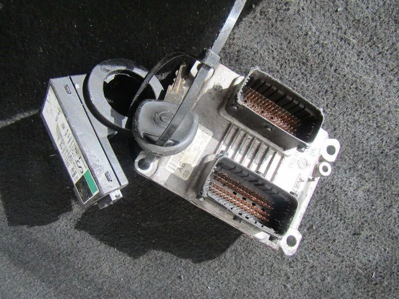 Комплект зажигания Opel Corsa 2002    1.0 0261206072