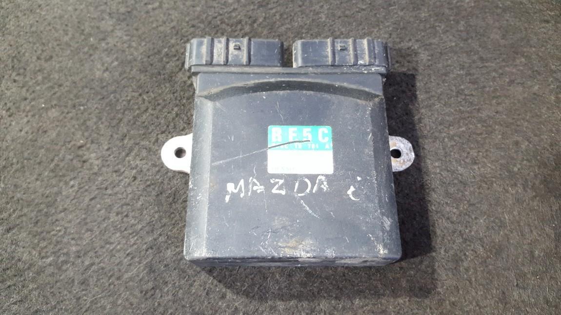 Variklio kompiuteris RF5C18701A 131000-1241, 1310001241 Mazda 6 2007 2.3