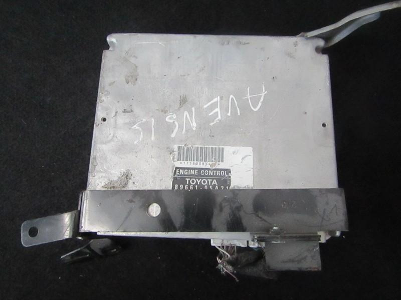 Variklio kompiuteris 8966105A21 89661-05A21 Toyota AVENSIS 2013 2.0
