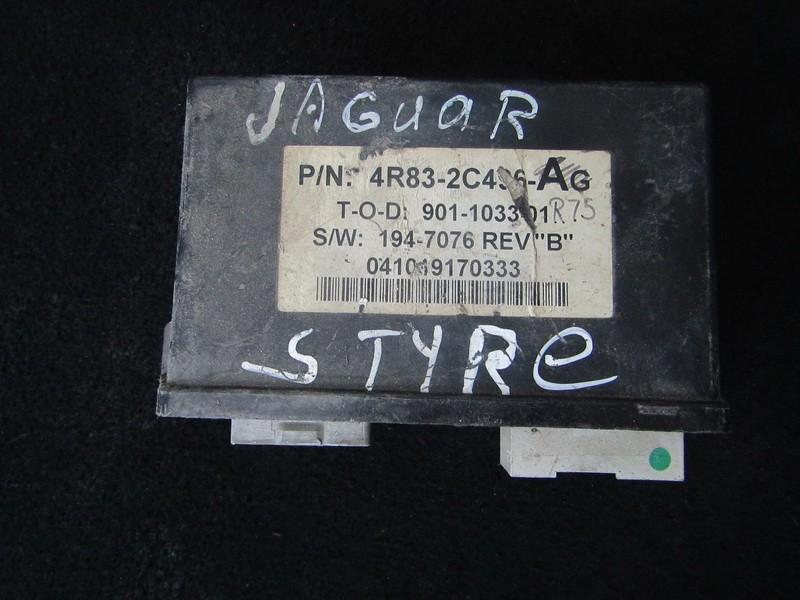 Parking Brake Computer - Module Jaguar S-Type 2004    3.0 4R832C496AG