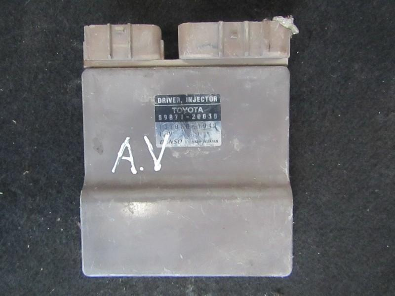 Fuel Injection ECU Toyota RAV-4 2002    2.0 8987120030
