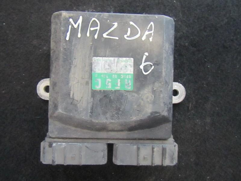 Fuel Injection ECU Mazda 6 2005    2.0 1310001241